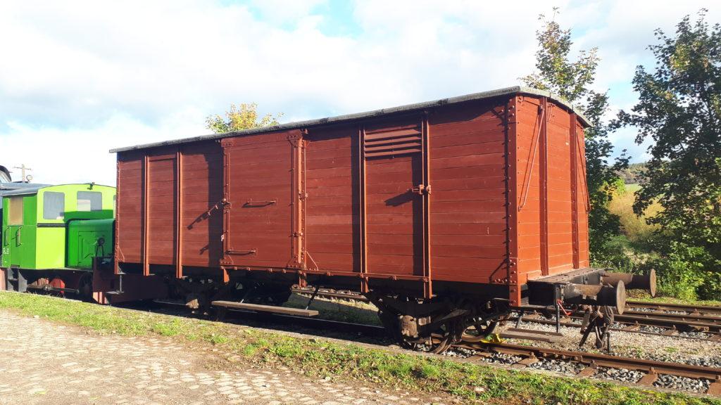 Güterwagen Gh02 Posen