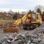 Gleisbau ist ein wesentlicher Arbeitsinhalt bei der AHE
