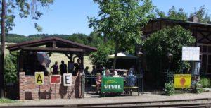 Unser Grillgarten lädt mit seinem frischen und regionalem Angebot zum Verweilen ein