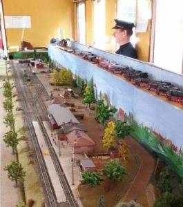 Unsere H0-Anlage des Bahnhof Gronau(Leine)